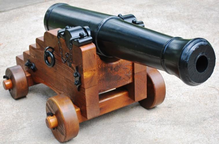 Cannon Artillery Amp Carriage Reproductions Michael Elledge
