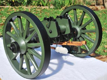 Build a cannon carriage pictures to pin on pinterest for How to build a carriage