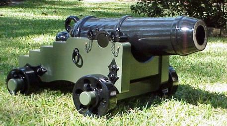 Cannon Artillery Amp Carriage Reproductions Michael Elledge