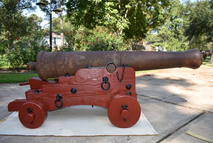 Cannon Artillery & Carriage Reproductions-Michael Elledge